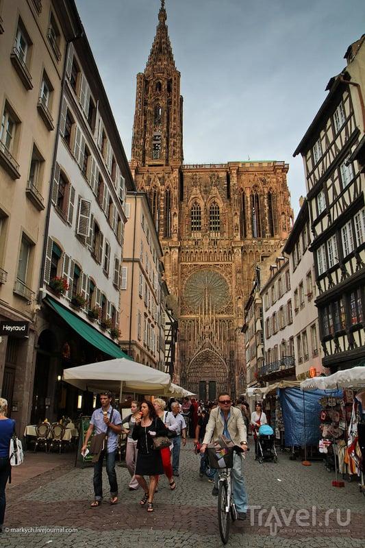Страсбургский собор Девы Марии / Фото из Франции