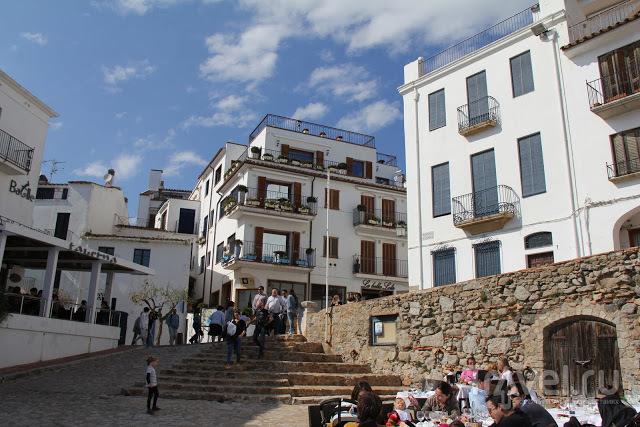 Calella de Palafrugell  / Фото из Испании