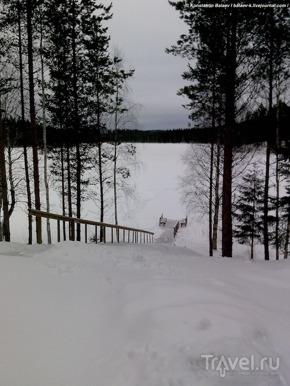 Финляндия 2013. Заметки на полях, авто, коттедж / Финляндия