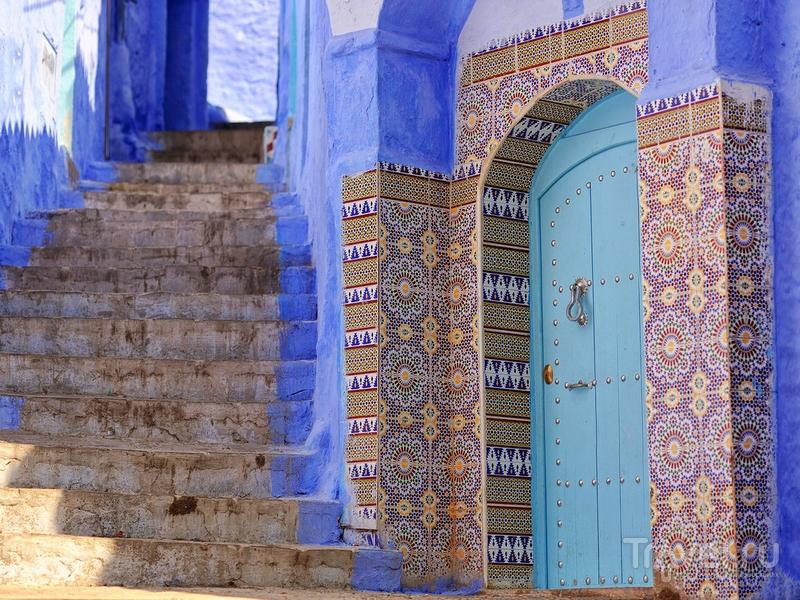 Шавен является одним из крупнейших туристических центров северного Марокко / Марокко