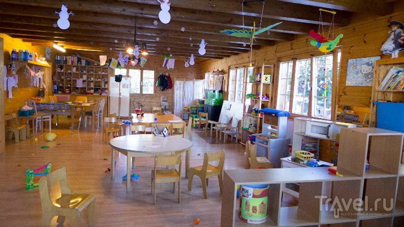 Ненда: горный садик для малышей