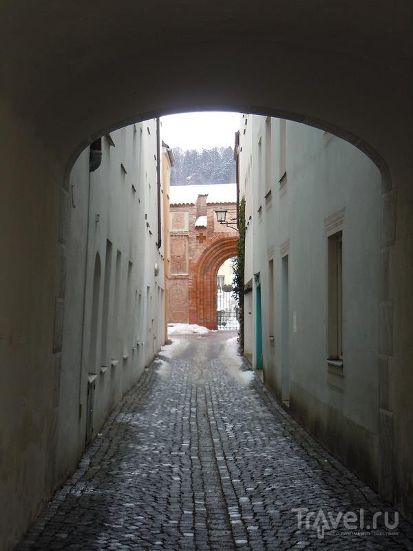 Очаровательный Wasserburg / Германия