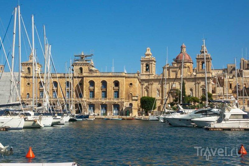 Морской музей в Биргу / Фото с Мальты