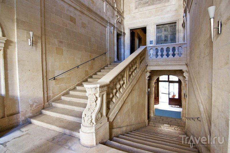 Дворец инквизитора в Биргу / Фото с Мальты