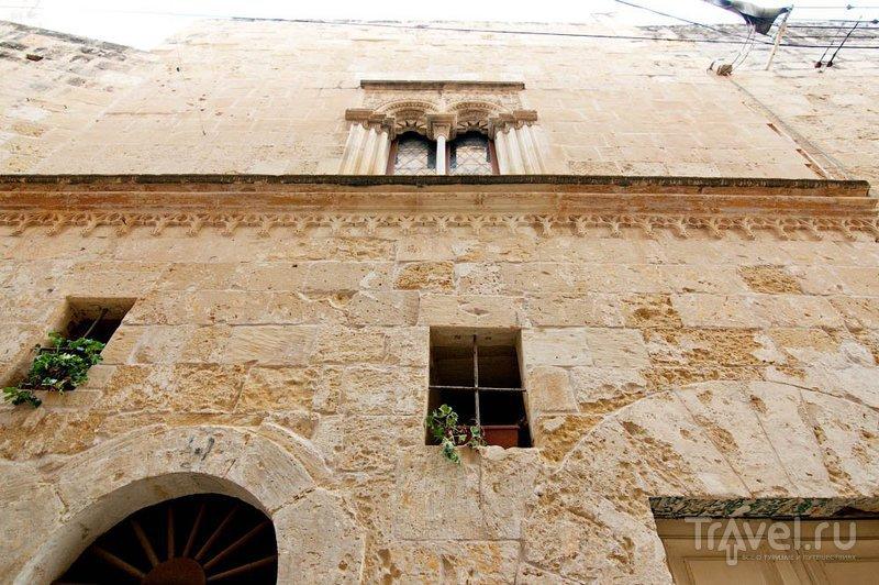 Нормандский дом в Биргу / Фото с Мальты
