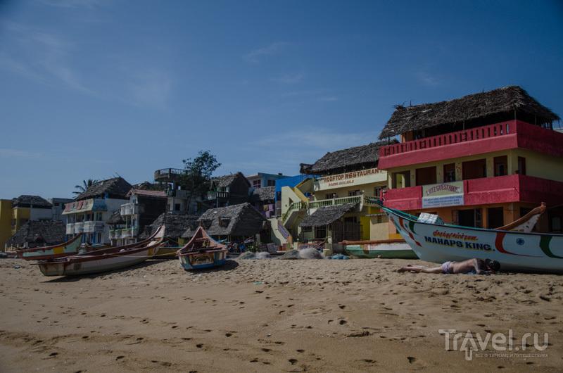 Махабалипура / Фото из Индии