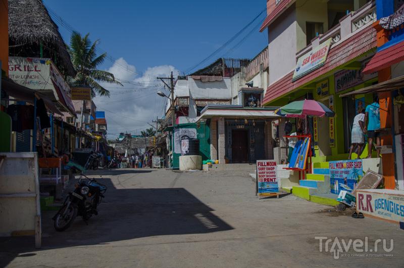 Туристический Махабалипурам / Фото из Индии