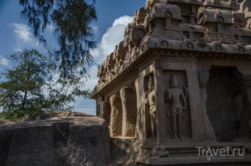 Панча-Ратха / Фото из Индии