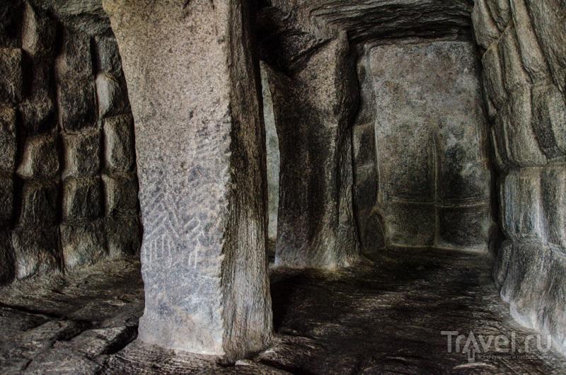 Пещера Кришны / Фото из Индии