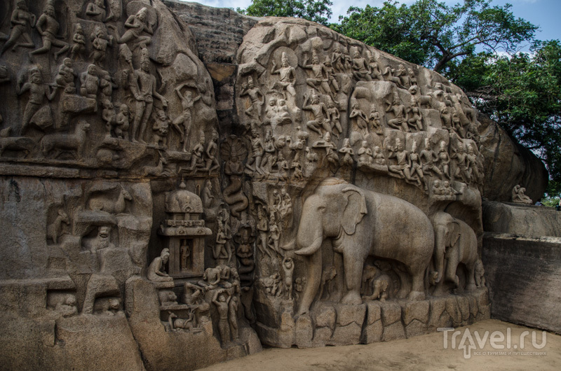 Битва Арджуны / Фото из Индии