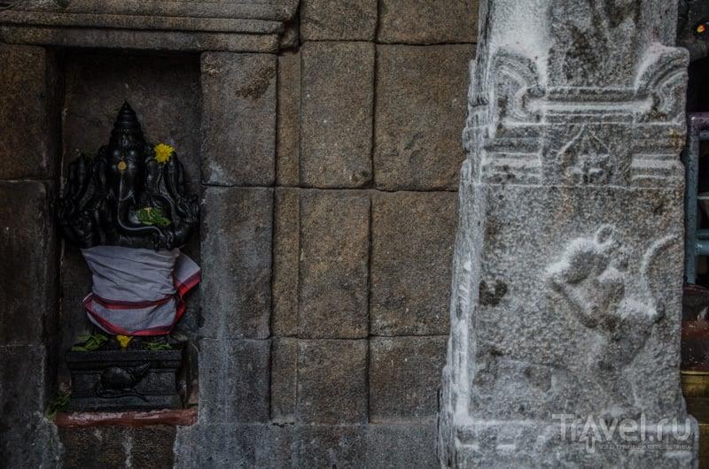 Алтарь Ганеши / Фото из Индии