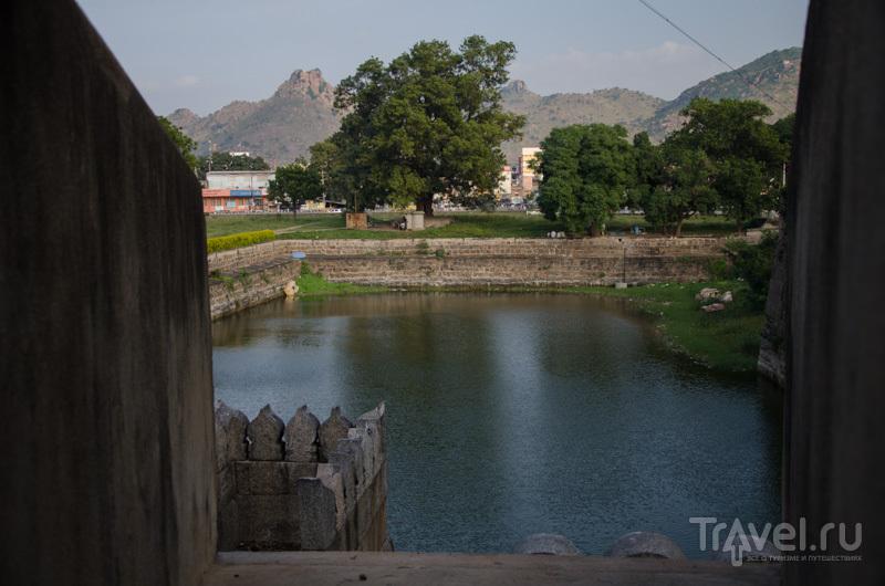 Вид со стены форта / Фото из Индии
