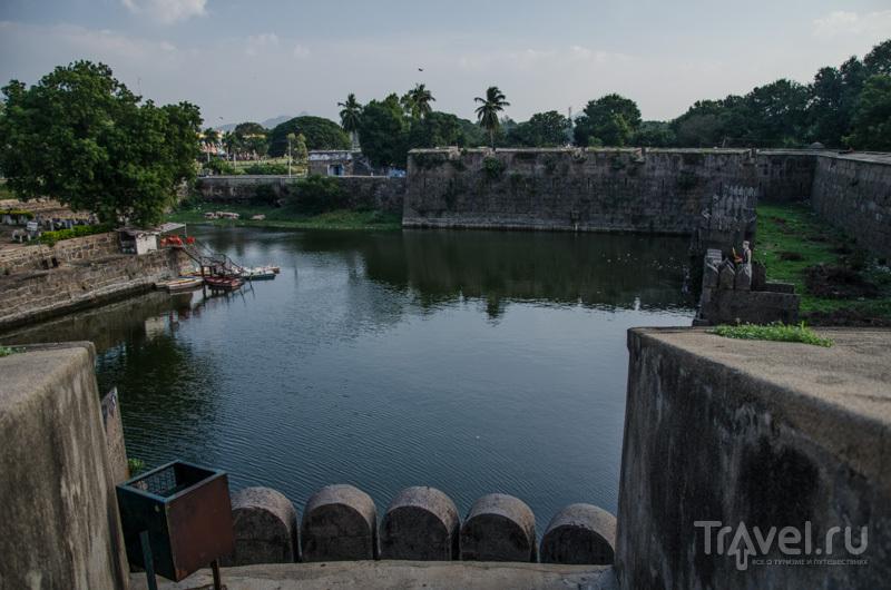 Вид с крепости / Фото из Индии