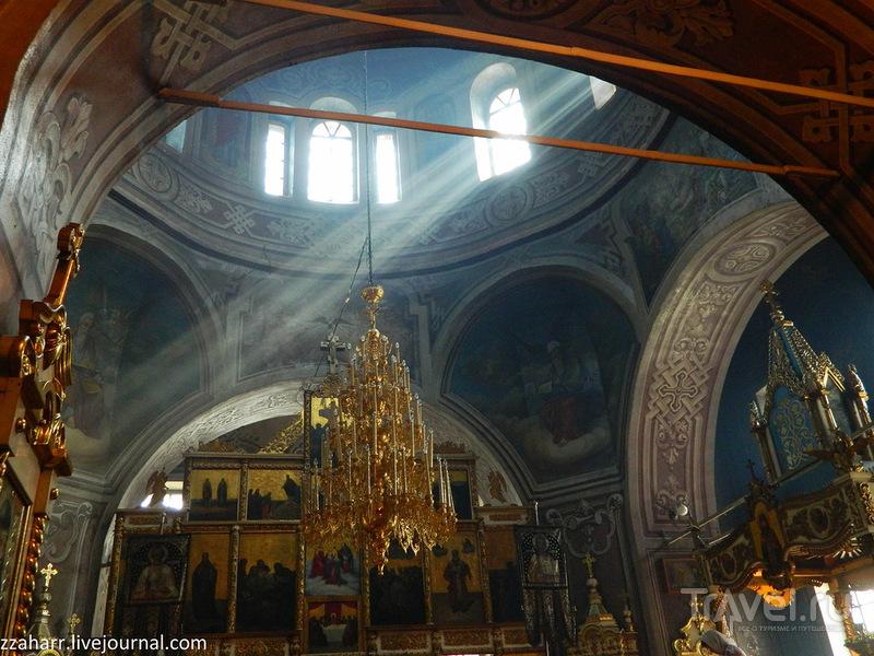 Верхотурье. Свято-Николаевский мужской монастырь / Фото из России