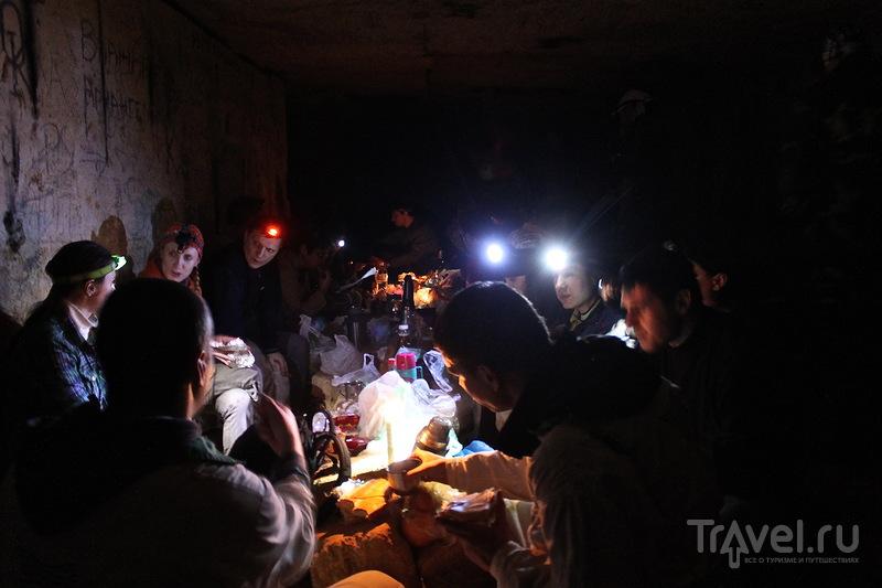 Одесские катакомбы. Граффити, скелеты и крещенские купания / Фото с Украины