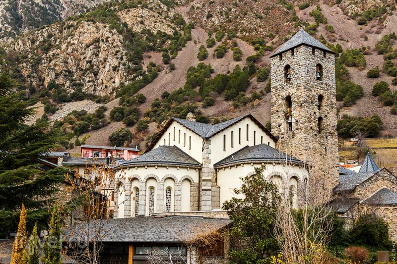 Церковь Святого Стефана в Андорра-да-Велья / Фото из Андорры