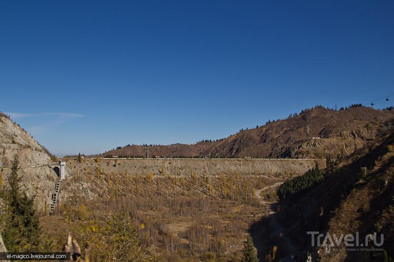 Алмата туристическая: Медеу, Чимбулак, Кок-Тобе, Парк президента и Музей истории / Фото из Казахстана