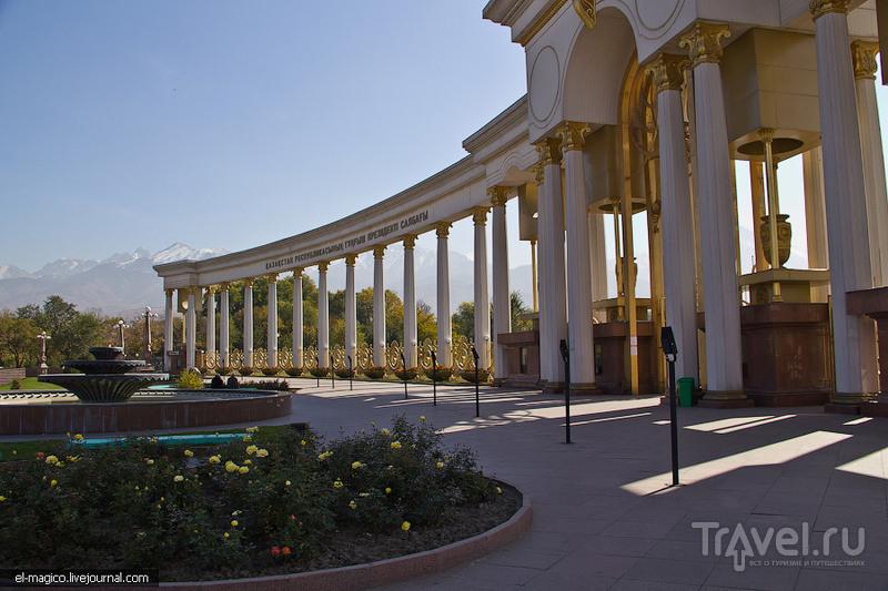 Парк первого президента Республики Казахстан  / Фото из Казахстана