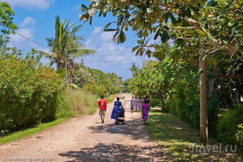 Деревня Эракор, пригород Порт Вила, Вануату / Фото из Вануату