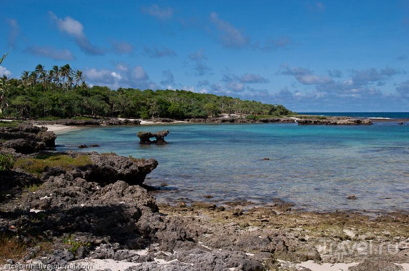 Пляж Итон, Вануату / Фото из Вануату