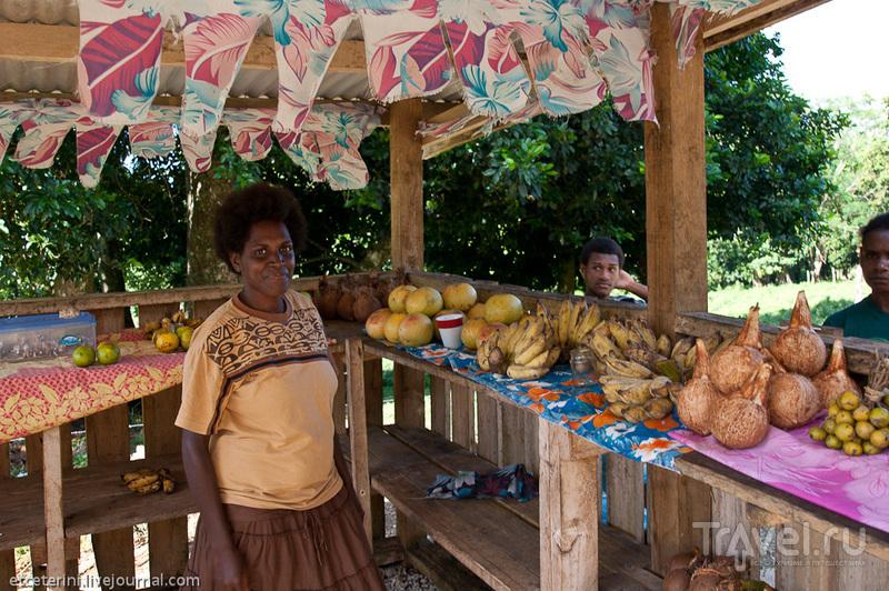 Вануату. Вокруг остова Эфате / Фото из Вануату