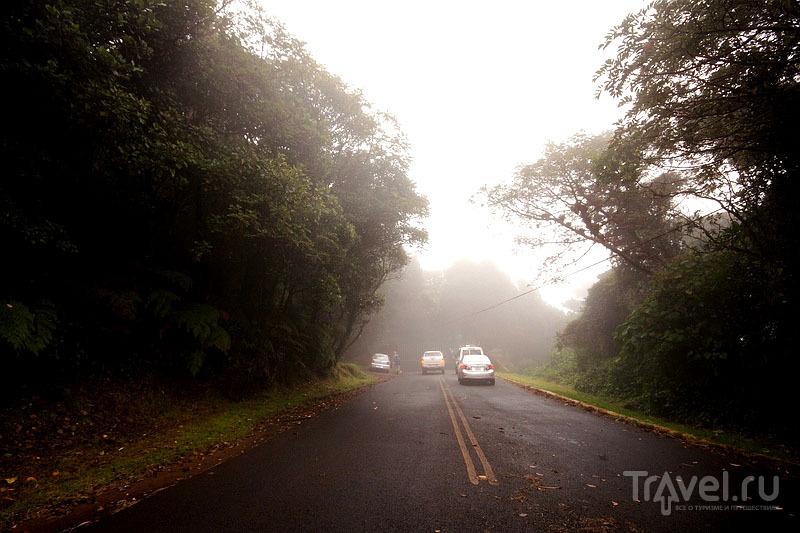 Пропускной пункт Поаса / Фото из Коста-Рики
