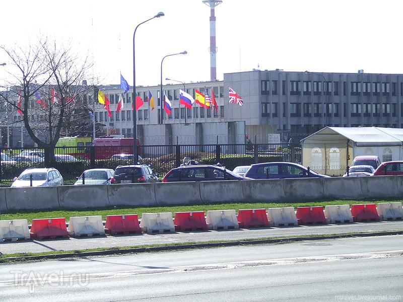 Штаб-квартира НАТО в Брюсселе / Фото из Бельгии
