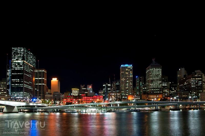 Брисбен / Фото из Австралии