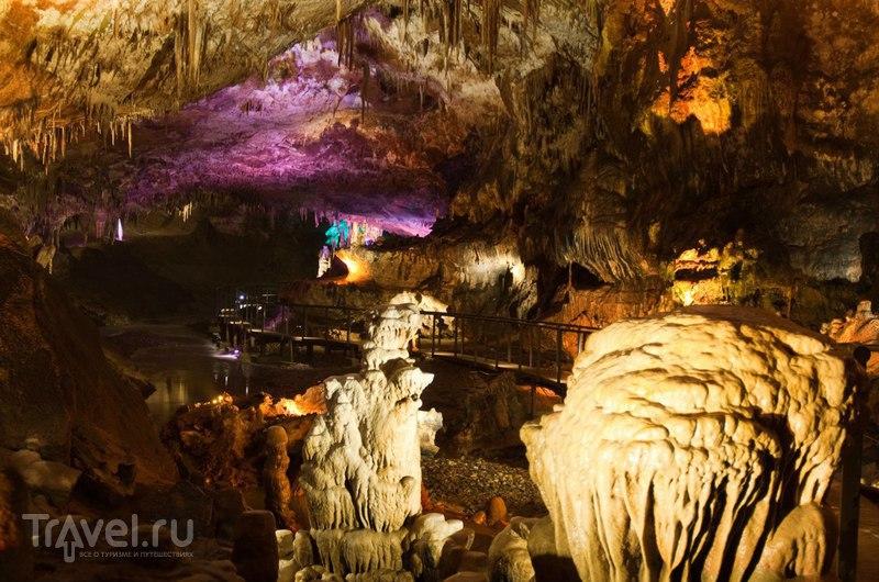 Грузия. Пещера Прометея / Фото из Грузии