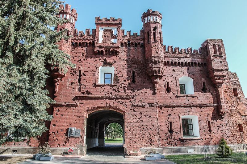 Брестская крепость / Фото из Белоруссии
