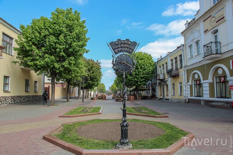 Советская улица в Бресте / Фото из Белоруссии