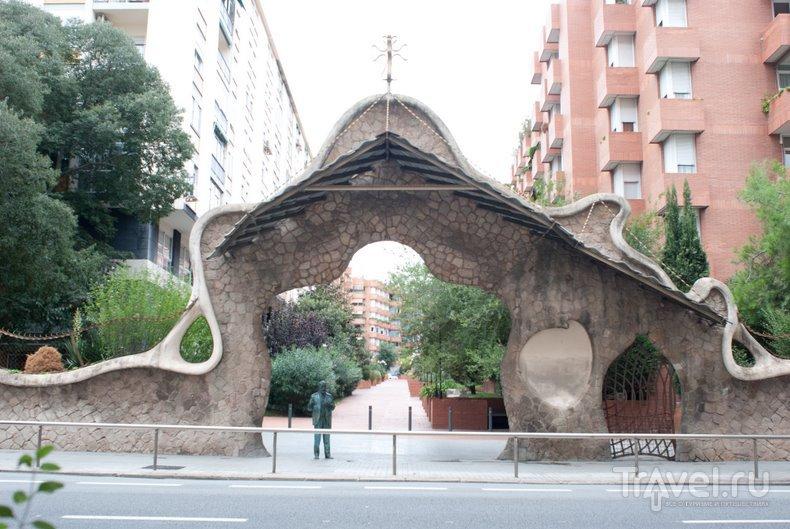 Барселона. Неизвестный Гауди / Испания