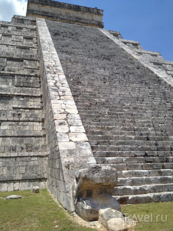 Мерида, Чичен-Итца, Ушмаль, Тулум / Мексика