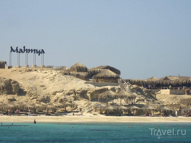Пляж Махмея, Египет / Фото из Египта
