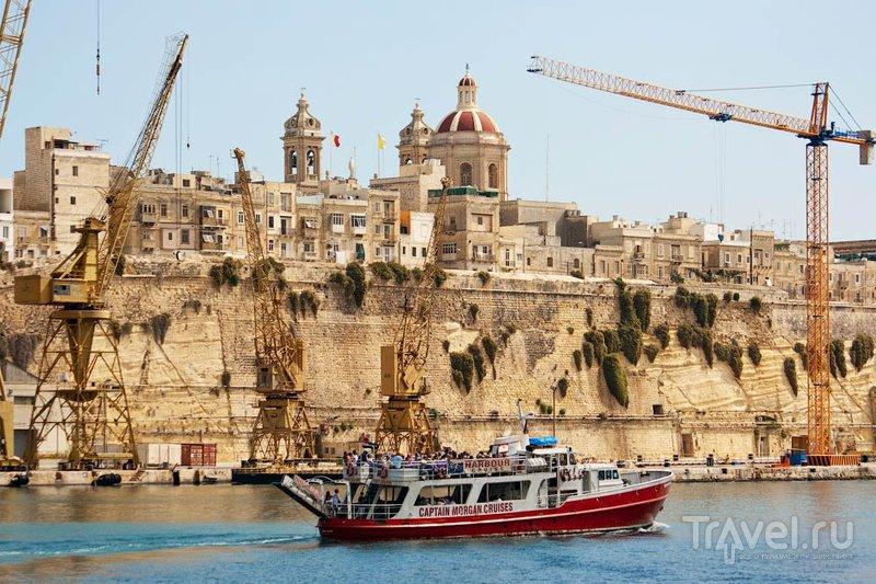 Мальта: Сенглея, Коспикуа и Калькара / Фото с Мальты