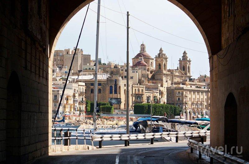 Собор Непорочного зачатия Богородицы в Коспикуа / Фото с Мальты