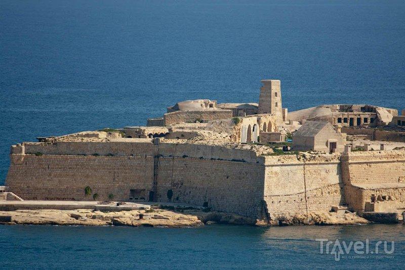 Форт Рикасоли в Калькаре / Фото с Мальты