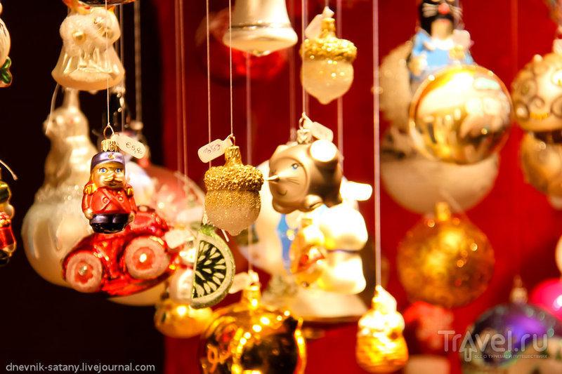 Прогулки по Вене: рождественские ярмарки / Фото из Австрии