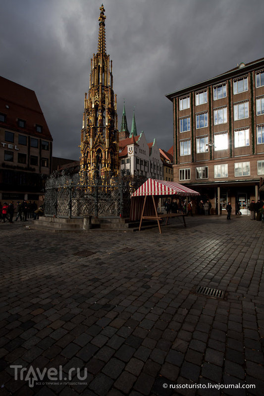 Нюрнберг - город грустных проституток / Фото из Германии
