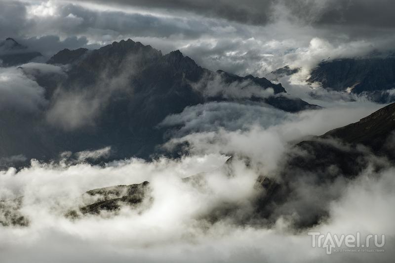 Из Джомсома в Мананг через озеро Тиличо / Фото из Непала