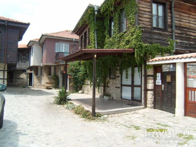 Снова о Болгарии - Старый Несебр / Болгария