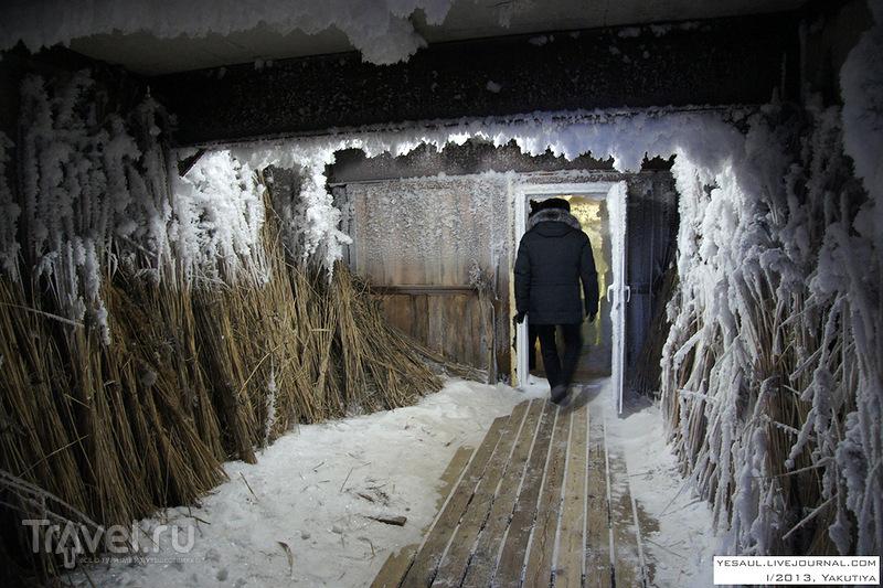 Какая песня без баяна? Какой Якутск без Чочур Мурана?! / Фото из России