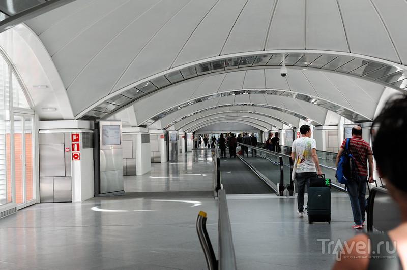 Вокзал Аточа в Мадриде / Фото из Испании