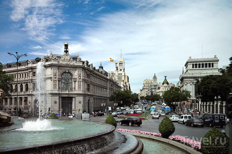 Мадрид / Фото из Испании