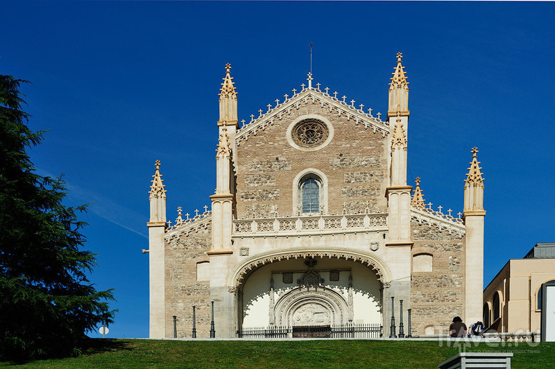 Церковь Святого Иеронима в Мадриде / Фото из Испании