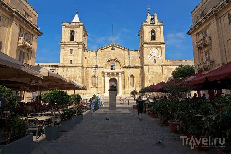 Кафедральный собор Св. Иоанна, Валлетта / Фото с Мальты