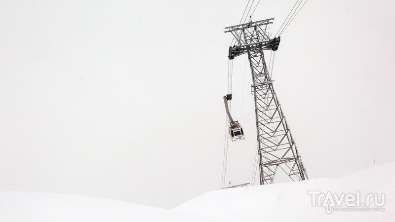 Андерматт, кантон Ури. Швейцария