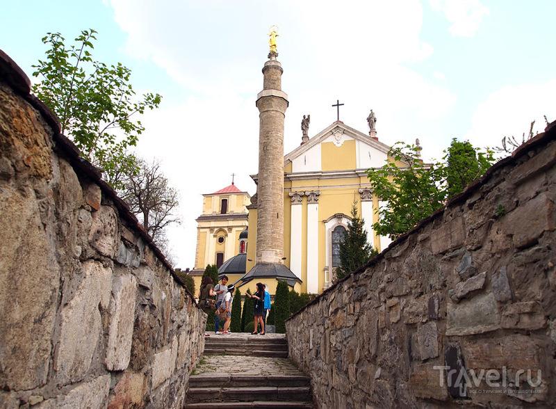 Костел святых Петра и Павла, Каменец-Подольский / Фото с Украины