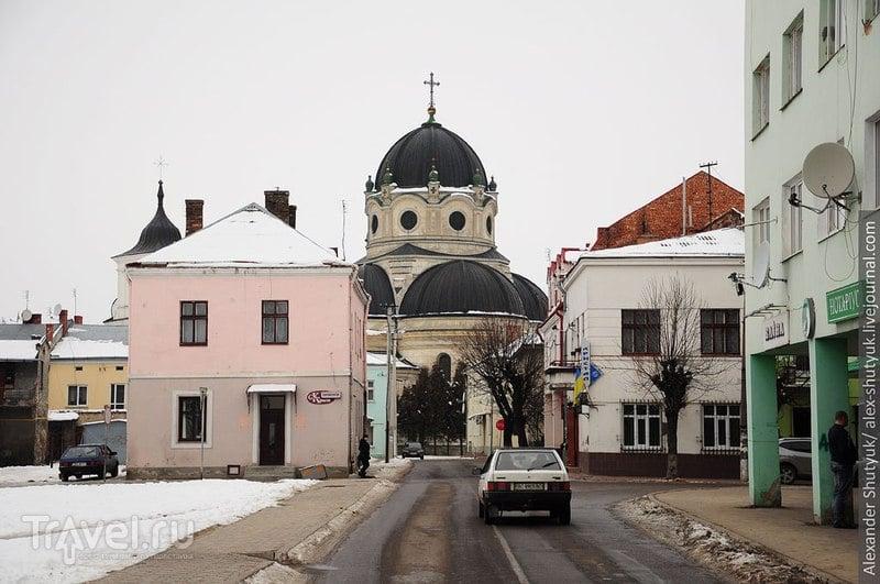 Монастирь отцов Василиан, Жовква / Фото с Украины