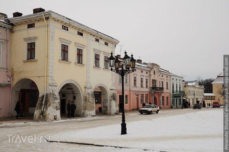 Вечевая площадь, Жовква / Фото с Украины